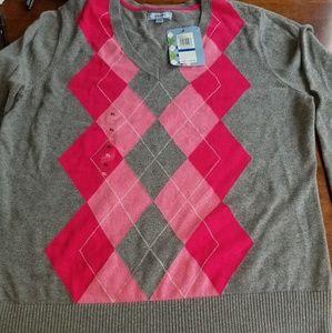 Izod XL Sweater